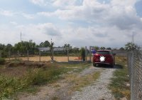 Bán đất lúa tại TT Cần Giuộc (30 x 40) giá 1,9 tỷ/ 1000m2, đã san lấp, rào lưới, đường xe hơi