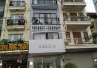 Bán nhà mặt phố Cầu Giấy, Trần Đăng Ninh, 45m2, lô góc, thang máy, kinh doanh, giá 12 tỷ 0916387886