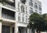 Cần bán căn nhà phố mặt tiền đường Phạm Thái Bường, Phú Mỹ Hưng, Quận 7 trệt lửng 3 lầu giá 30.5 tỷ