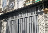 Cần bán nhà gấp giá tốt 4 x 13m, xây 1 lầu nằm 2 sẹc Quách Điêu 1,8 tỷ, LH 0983 677 359