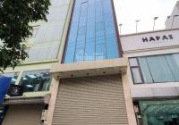 Cho thuê nhà phố Lê Đức Thọ Mỹ Đình DT 100m2 7T 1H MT 8,0m nhà thông sàn-thang máy-spa giá 150tr