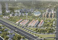 Dự án 1/500 khu đô thị sân bay long thành cách tp hcm 20 phút TT 650tr/nền, DT 100m2 SHR