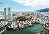 Duy nhất căn 2 phòng ngủ giá tốt nhất dự án Grand Center Quy Nhơn gốc chủ đầu tư, view biển