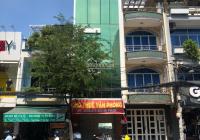 Cho thuê nhà mặt tiền Đường Hồ Hảo Hớn, P. Cô Giang Q.1 5 tầng giá 35tr/th