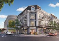 Bán căn Shophouse dự án Vincom Sóc Trăng, 1 trệt 3 lầu, DT 78m2, giá bán: 10 tỷ