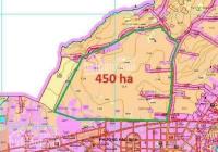 Tôi cần bán đất 1.5 ha mặt đường Hắc Dịch - Tóc Tiên, thị xã Phú Mỹ, BRVT
