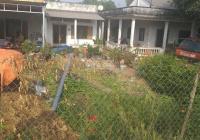Bán miếng đất tặng căn nhà cũ 124m2 full thổ cư 100%, giá TT 980 triệu, có sổ