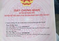 Bán nhà cấp 4, mặt tiền đường Nguyễn Thị Tú, P. Bình Hưng Hoà B, Quận Bình Tân