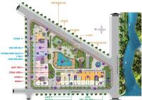 Cần sang nhượng 3 căn Charmington Iris Quận 4, chênh thấp, tầng cao, căn góc, view đẹp