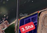 Bán đất mặt tiền đường ven biển ngay cầu Cửa Lấp 35.000m2(3.5ha) - Phường 12 - Vũng Tàu