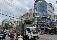 Bán góc 2MT đường Đặng Dung, Quận 1 (4.1m x 20m) 6 tầng. Giá 37 tỷ TL 0918966196
