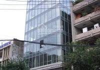 Cho thuê mặt tiền Hai Bà Trưng, Q1, 10x18m hầm 6 tầng, thang máy, giá: 160tr