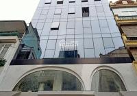 Cần bán nhà mặt phố Trung Hòa, DT 105m2 x 8 tầng + hầm, mặt tiền 6m, nhà thiết kế hiện đại