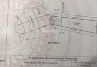 Bán nhà mặt tiền kinh doanh đường Bình Long, 4.2mx29m, giá 10.75 tỷ, P. Phú Thạnh, Q Tân Phú