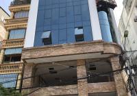 Cho thuê tòa nhà MP Nguyễn Xiển, Thanh Xuân, HN. DT 130m2, 9 tầng, lô góc đẹp, thang máy, điều hòa