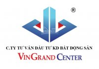Chính chủ bán nhà mặt tiền Võ Văn Kiệt, Phường 10, Quận 5, DT: 16*16m, giá 65 tỷ TL