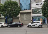 Bán nhà mặt phố Trần Đăng Ninh, Cầu Giấy 60m2 x 7T, 1 hầm, giá 33,5 tỷ