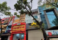 Cho thuê nhà phố Tô Hiệu Cầu Giấy DT 97m2 4T MT 6,5m gần công viên Nghĩa Đô cửa hàng đẹp, giá 23tr