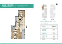 Cần bán gấp căn hộ 104m2, 3pn, 2vs, hướng ĐN, nhà nguyên bản