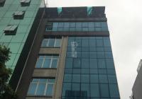 Cho thuê toà nhà 7 tầng mặt tiền 10m có hầm khu Duy Tân, Dịch Vọng, Cầu Giấy