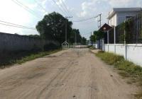 Đất ngay ngã 4 Thùng Thơ gần xưởng, xí nghiệp 115x71m 8080m2 giá chỉ 3tr/m2 đường container thông