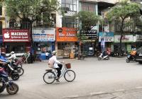 Bán nhà mặt phố Lê Thanh Nghị, 10.5 tỷ