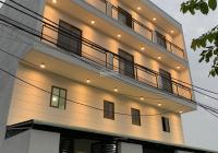 Căn nhà trọ cao cấp 1 trệt 3 lầu DT 161m2 ngang 12m MT hẻm 47 Trường Lưu, cho thuê 42tr/tháng