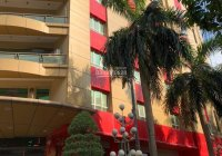 Bán toà nhà mặt phố Trần Thái Tông Cầu Giấy, 677m2, 9 tầng, mặt tiền 50m. Cho thuê 18 tỷ/năm