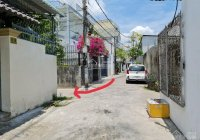 Bán 3 nền liền kề giá rẻ hẻm 27 đường Trần Bình Trọng, phường An Phú, thổ cư 100%