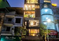 Toà nhà mặt phố 70m2, 7 tầng thang máy, mặt tiền 5.5m, vỉa hè đá bóng, 80tr/tháng 22.5 tỷ