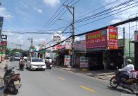 Bán nhà mặt tiền đường Vĩnh Lộc, Bình Chánh, DT: 6x30m khu sầm uất kinh doanh mọi ngành nghề 11,5tỷ