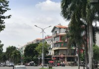 Cho thuê gấp nhà mặt tiền đường KDC Him Lam phường Tân Hưng, Q7