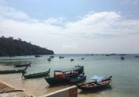 Bán nền 105m2 thổ cư, ngay làng chài Phú Quốc, cách Vinpearl 2km, ngay biển, 1,8tỷ, view Campuchia
