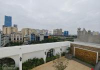 Nhà sang phố Nguyên Hồng - kinh doanh Đỉnh - DT 86m2, 8 tầng, MT 8.1m - 30xxx tỷ