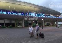 Bán nền biệt thự Phú Quốc gần sân bay, DT 638m2 có thổ cư, góc 2 mặt tiền Suối Mây 10m2 giá 11 tỷ