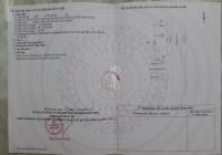 Bán đất KDC Mỹ Phước 3 DT 300m2 góc 2 mặt tiền 0978997379
