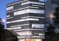 Cho thuê nguyên toà nhà góc 2 mặt tiền số 277 Hoàng Diệu, P6, DT 6x19m, 6 tầng siêu đẹp