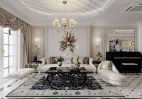 Cho thuê City Garden, 117m2, 2PN, nhà rất đẹp giá 20 triệu/th lầu 18, call 0977771919