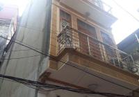 Cho thuê nhà phố Giáp Nhị - Thịnh Liệt nhà 50m2 x 5 tầng ngõ ô tô đỗ cửa, giá 11tr