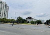Chính chủ bán lô góc 2 MT đường Nguyễn Lương Bằng và Hoàng Quốc Việt Q7, DT 16,3x24m (393m2), 50 tỷ