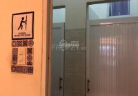 Nhà cho thuê MT Tản Đà, DT 4x25m, 1trệt + 3 lầu + st, nhà vuông vức phù hợp KD đa ngành 60tr/th