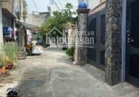 Bán nhà góc 2 MT hẻm đường Lý Tuệ, P.Tân Quý,Q.Tân Phú DT: 5,35x18, xây 1 lầu, giá: 6,6 tỷ TL
