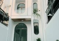 Bán nhà 1 trệt 1 lầu hẻm 288 Huỳnh Văn Lũy, xây mới 100%