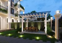 Bán biệt thự đường Nguyễn Thị Thập, Quận 7, DT đất 494m2, trệt 3 lầu - giá 43 tỷ