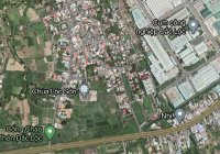 Bán 3ha đất mặt tiền QL1A xã Vĩnh Phương, TP Nha Trang, thích hợp phân lô làm dự án