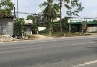 Bán nhà và đất MT đường Quốc Lộ 1A, TP. Sóc Trăng