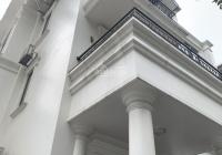 Cho thuê nhà BT căn góc Trung Hòa Cầu Giấy diện tích 130m2, 4T, MT 20m làm nhà hàng cà phê giá 50tr