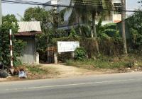 Bán nhà đất mặt tiền Quốc Lộ 1A, TP. Sóc Trăng