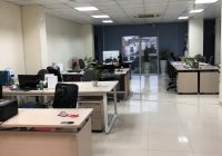 Cho thuê sàn văn phòng tại Kim Giang, diện tích 120m2, giá 11tr, thông sàn