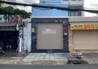 Cho thuê nhà mới xây mt đường Bình Trị Đông, 3,5 tấm trệt trống suốt HĐ dài hạn